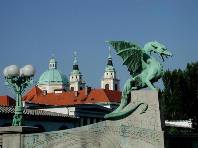Zmaj za najboljšega v Ljubljani