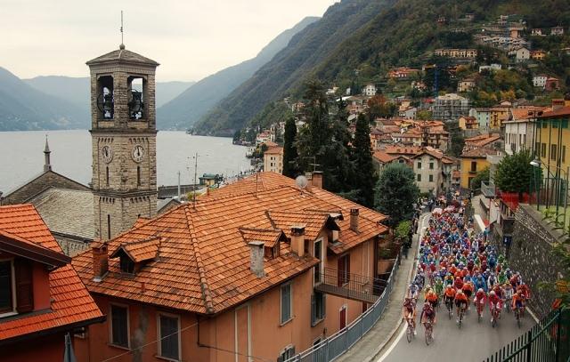 Letošnja Il Lombardia prinaša nov finale z zaključkom v Comu