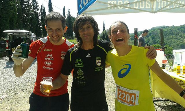 Na Trail del Collio je slavila slovenka Lucija Krkoč
