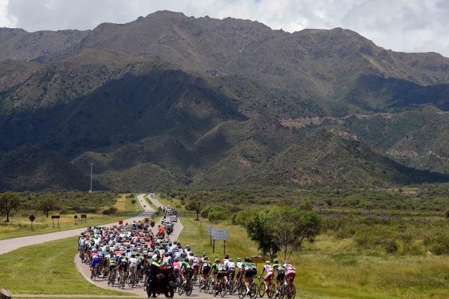Drugo leto brez dirke po San Luisu, kje bodo kolesarji gradili formo?