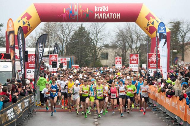 15. Mali kraški maraton v Sežani z novim rekordom proge