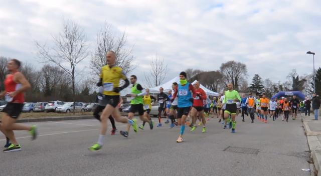 Na Briškem polmaratonu (Maratonina del Collio) rekordna udeležba