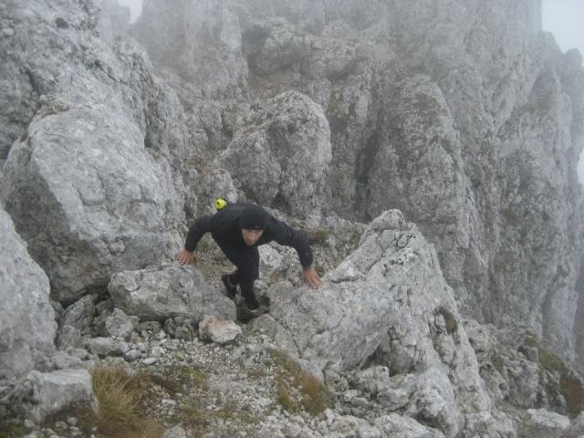 Marjan Zupančič postavil nov rekord Tržiške planinske poti T-24