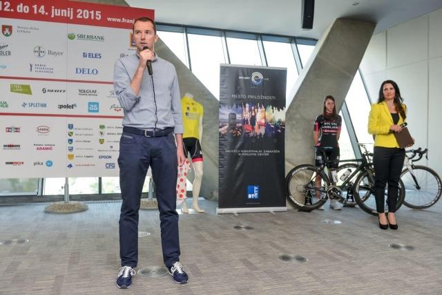 V pričakovanju 8.000 kolesarjev na 34. Maratonu Franja BTC City