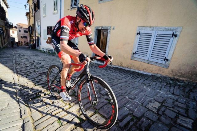 Matej Mugerli potrdil zmago v Istri