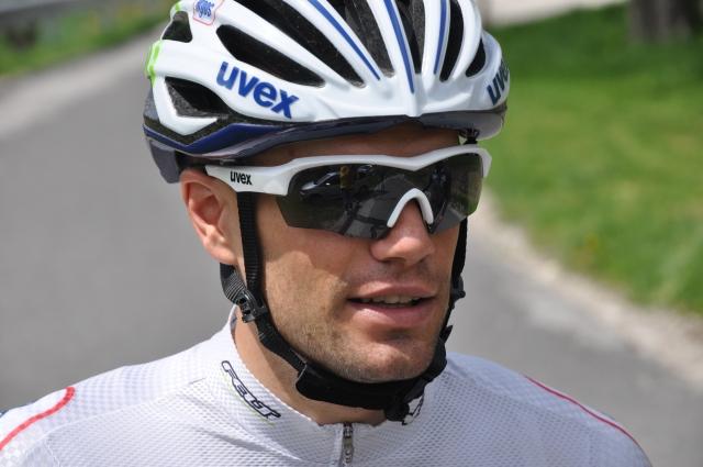 Ciklokros: V Kranju zmagal Luka Mezgec