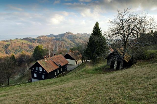 Mihelčičev dom na Govejku