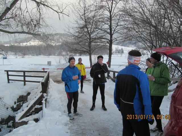 Poročilo iz tekaških prireditev 19.-20. januar