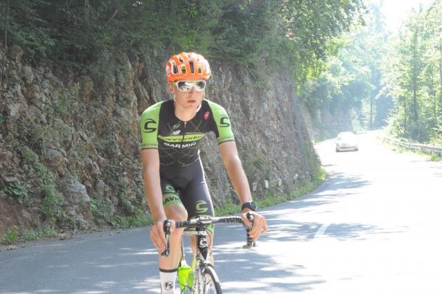 Matej Mohorič: V programu Flandrija in Roubaix