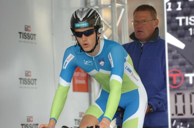 Izjemni Mohorič vodi v Italiji, Polanc Avenir končal na 12. mestu