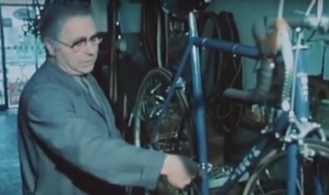 Motorizirana kolesa že leta 1970? (VIDEO)