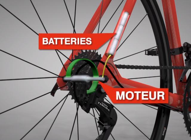 Francozi razkrivajo: Neučinkovita UCI in sedem motoriziranih koles v Italiji