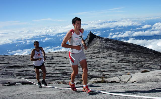 Mt. Kinabalu - zaključek serije Skyrunner