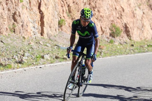 Nairo Quintana premočan na vzponu, Andre Greipel v sprintu (video in foto)