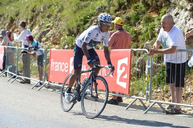 Tudi uradno: Nairo Quitana se je odpovedal Touru. Najprej Giro in Vuelta!