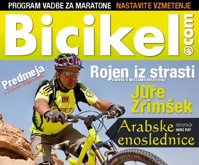 Življenje na kolesu - Revija BICIKEL (04)