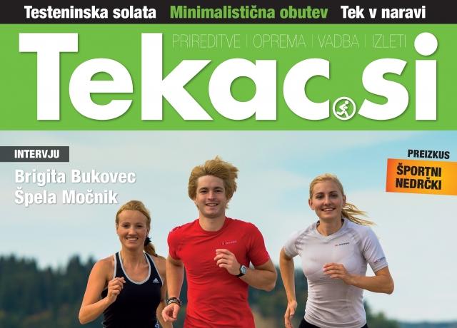 Tek je zabava - Revija TEKAC (08-09)