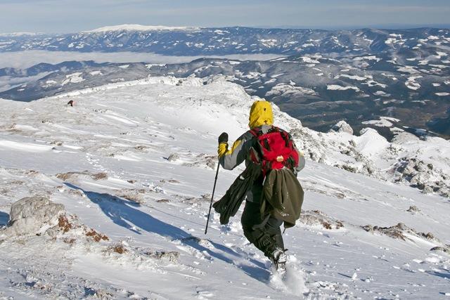 Peca (Kordeževa glava), 2125 m