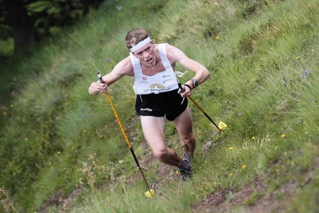 Nejc Kuhar zmagovalec na Dolomites Vertikal kilometer (video)