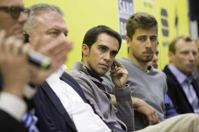 Alberto Contador: Kariero končati z zmago na Touru