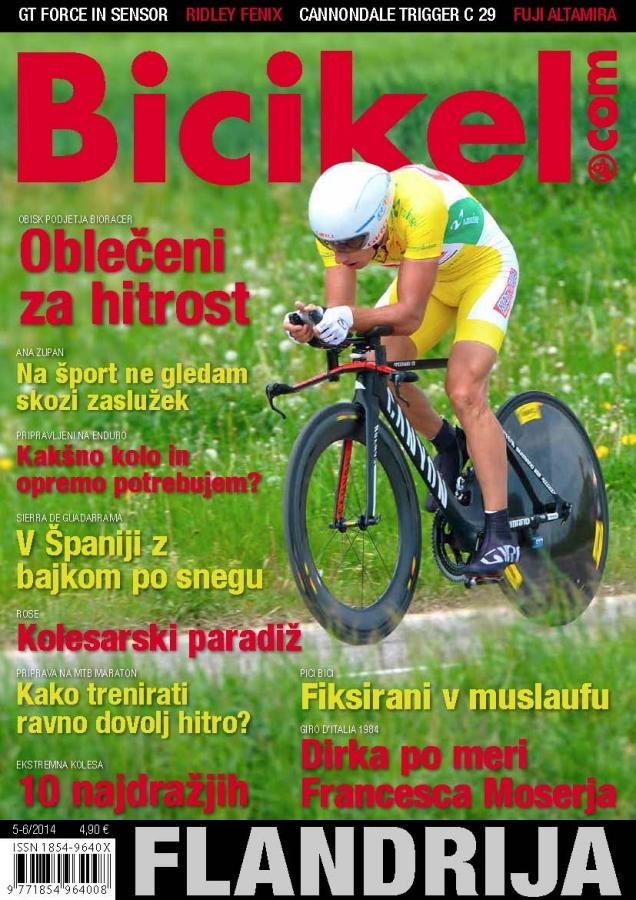 Pop šport - Revija BICIKEL ( 05-06 )