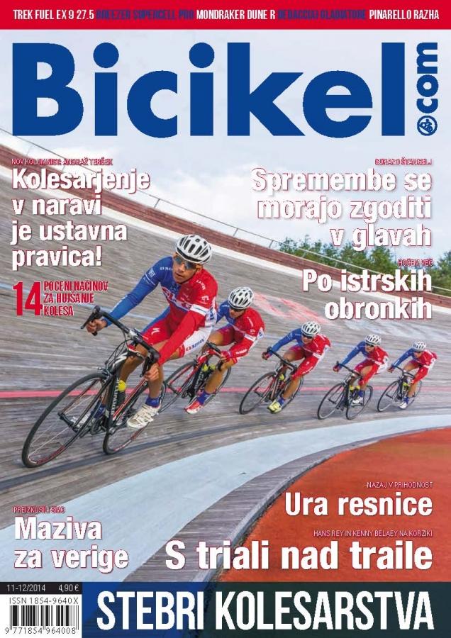 S kolesom v boljšo družbo - Revija BICIKEL ( 11-12 )