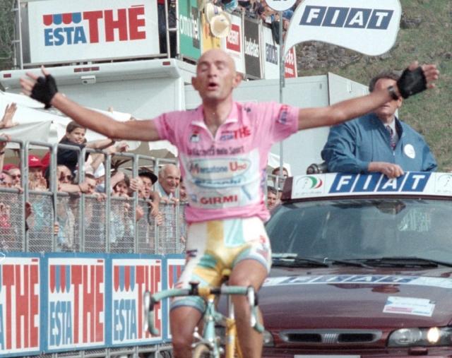 Govorice: Giro posvečen Marcu Pantaniju (video)