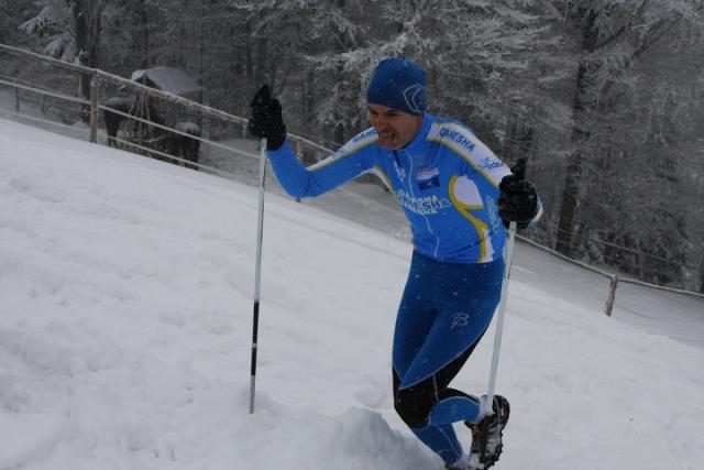 Kranjska zimska liga in 6. Zimski pokal Peš na Pohorje