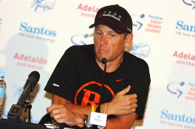 Armstrong: Za mano so težki tedni, vendar ne najtežji!