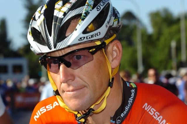 Ima USADA Armstrongov pozitivni vzorec?