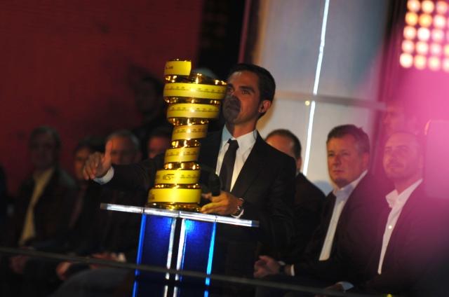 Contador: Giro 2011 je moj!