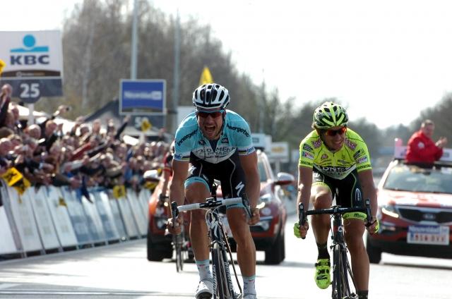 Cancellara: Opravil domačo nalogo, Boonen: Zmagoval tudi s slabšo formo!