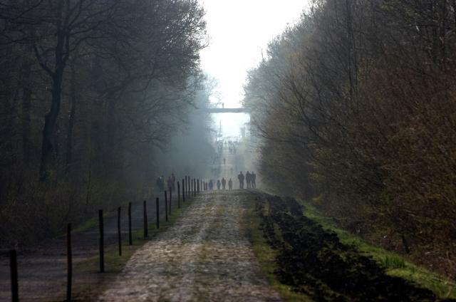 Roubaix: Tu je 27 odobrenih in ocenjenih tlakovanih odsekov