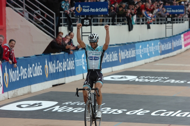 Boonen v slogu Cancellare za zgodovino (foto in video)