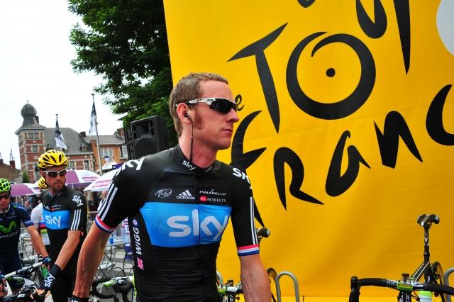 Wigginsov program dokončan: Po dvojno zmago ... Najprej Giro, potem Tour