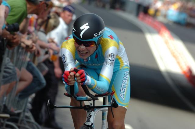 Delo: Brajkovič na Giro, razpet med Tourom in Vuelto