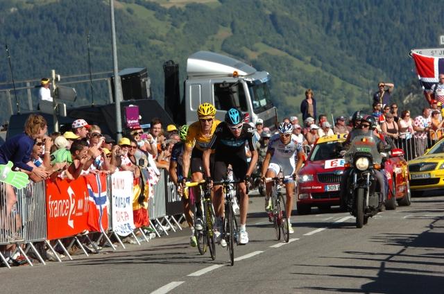 Potrjeno? Wiggins in Froome bosta na Touru združila moči