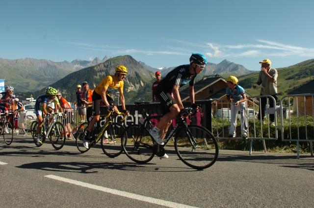 Brailsford: Tour v VB začeti s Froomom in Wigginsom!