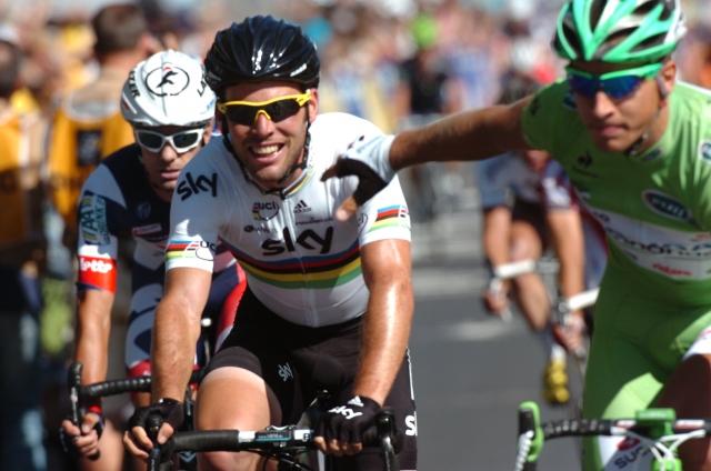 Cavendish je že živčen pred dirko kariere