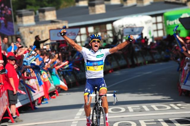 Contadorjev šov za zmago in rdečo majico (fotogalerija)