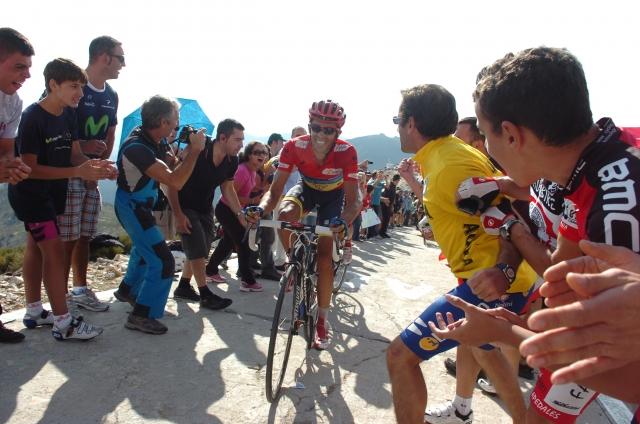 Govorice: Vuelta z 12 ciljnimi vzponi raj za hribolazce