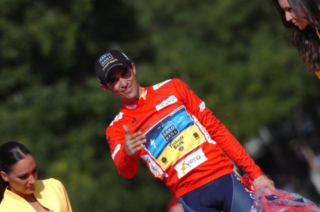 Degenkolbu zaključek v Madridu, Contadorju Vuelta!
