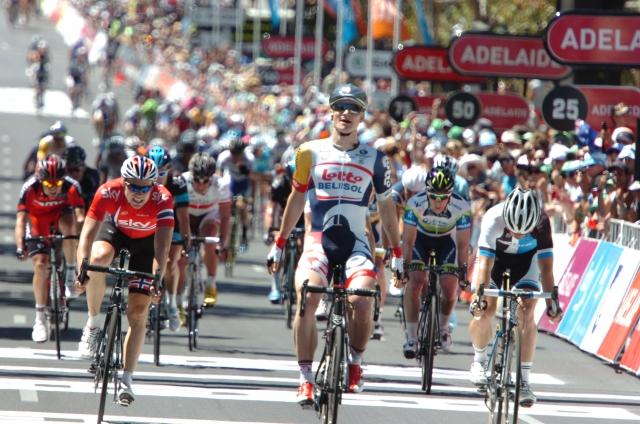 Contadorjev šov na vzponu in Greiplova stotica (foto in video)