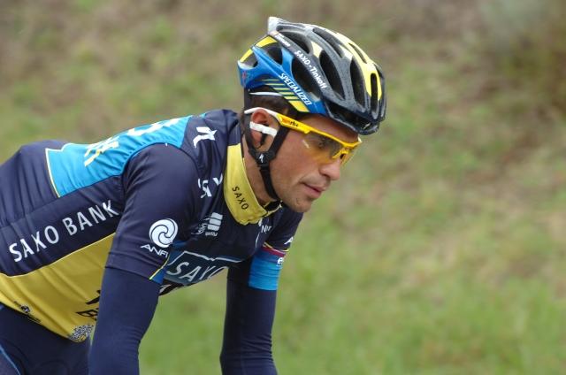 Alberto Contador zaradi bolezni odpovedal nastop v Franciji