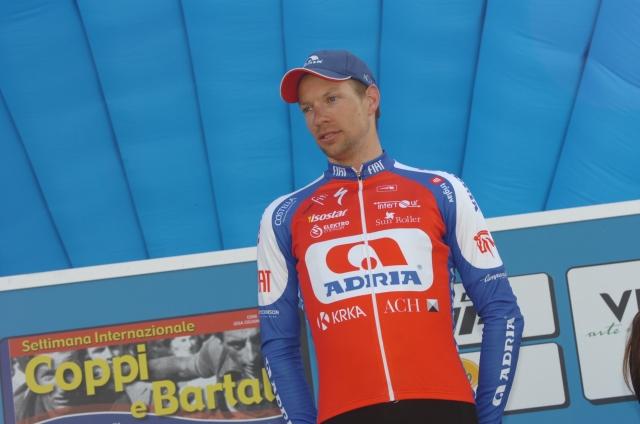 Matej Mugerli ob najboljših: