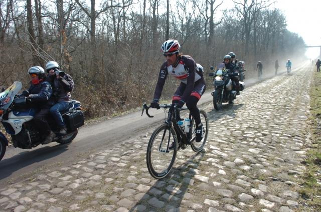 Fabian Cancellara dvakrat padel! Tudi na ogledu proge! (foto in video)