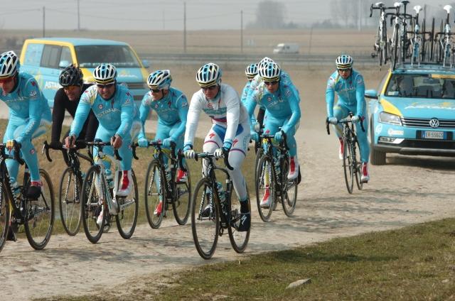 Roubaix: Na vaši najljubši štirje Slovenci ... in izjemni Cancellara (fotogalerija)