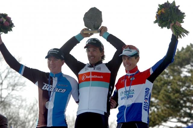 Cancellara: Trpel, kot še nikoli do zdaj! Vanmarcke: Bil je premagljiv!