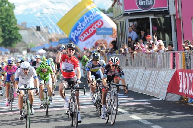 Luka Mezgec spet 3., Mark Cavendish 101. zmagal! Jens Voigt v Kaliforniji (foto)