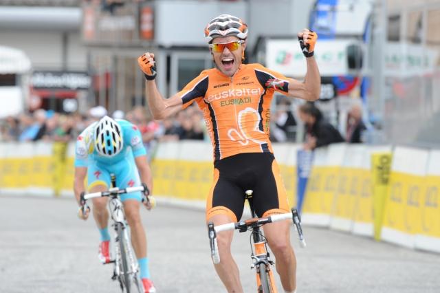 Samuel Sanchez zmagal, Alberto Contador pomagal! V Švici Slovenci žrtve vetra!